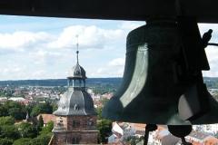 Blick aus der Turmlaterne