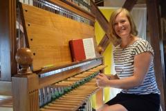 Carillonneurin Astrid Weimann-Heim