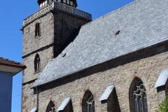 Stadtpfarrkirche St. Philippus und Jakobus, Geisa