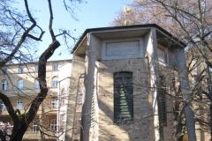 Glockenturm im Henriettenstift