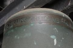 Gießersignatur F. W. Schilling, Heidelberg