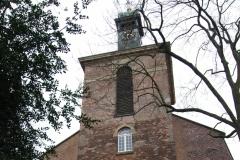 Portal der Christianskirche HH-Ottensen