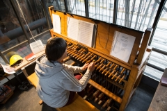 St. Nikolai Carillon Live Konzert Gudrun Schmidtke, Foto: Erich Malter