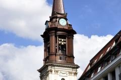 Turm der Parochialkirche, Berlin-Mitte