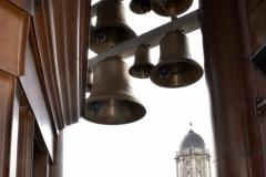 Blick von der Carillonebene über Berlin